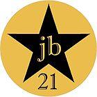 JB 21st Logo  by jas2196