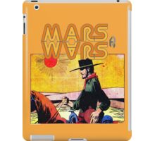 Mars Travels. iPad Case/Skin