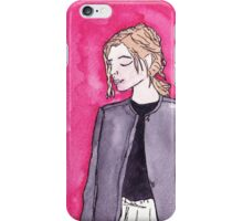 watercolor 14 iPhone Case/Skin