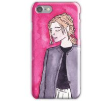 watercolor 14 iPhone Case/Skin