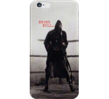 Bronx Bull Part II iPhone Case/Skin