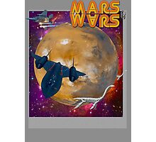 Super Mars Wars. Photographic Print