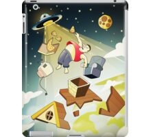 Alien Diet Program iPad Case/Skin