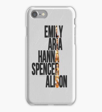 Pretty Little Liars - iPhone Case iPhone Case/Skin
