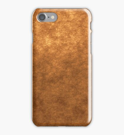 Old fine paper iPhone Case/Skin
