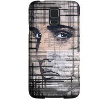 Elvis Presley original  ink painting Samsung Galaxy Case/Skin