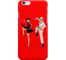 Cyd and Fred iPhone Case/Skin
