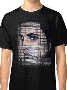 Elvis Presley original  ink painting Classic T-Shirt