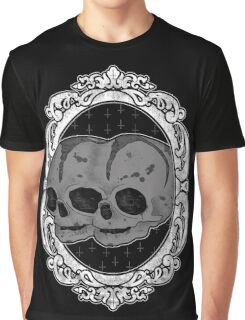 Twin Skull Graphic T-Shirt