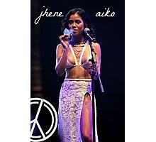 Jhene Aiko Photographic Print