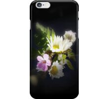 wildflower bouquet 2 iPhone Case/Skin