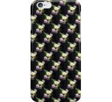 wildflower bouquet 2 pattern iPhone Case/Skin