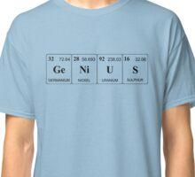 Elemental Genius - Dark Lettering Classic T-Shirt