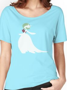 Mega-Gardevoir Minimalist Women's Relaxed Fit T-Shirt