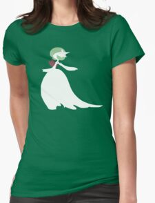 Mega-Gardevoir Minimalist Womens Fitted T-Shirt