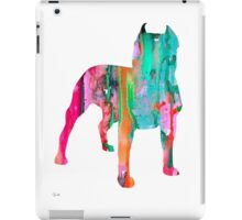 Pit Bull 3 iPad Case/Skin