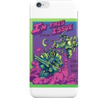 In this issue xforce iPhone Case/Skin