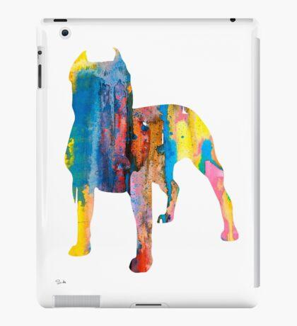 Pit Bull 4 iPad Case/Skin