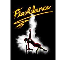 Flashdance Photographic Print