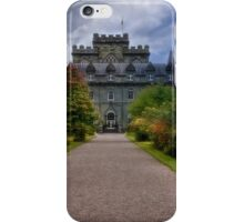 Night At the  Castle iPhone Case/Skin