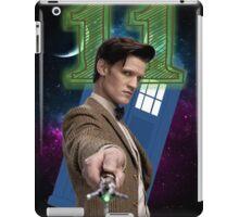 Eleventh iPad Case/Skin