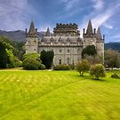 Inveraray Castle by Kathy Weaver