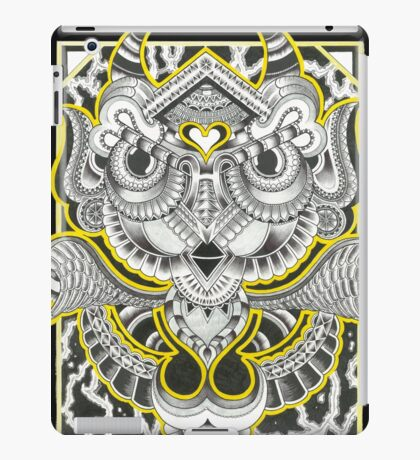 Ominous Owl iPad Case/Skin