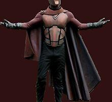 Marvel Magneto by dancebratz1996