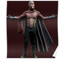 Marvel Magneto Poster