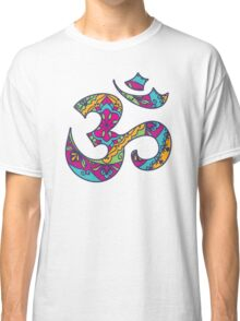 OM - Ehnic Ornament Classic T-Shirt