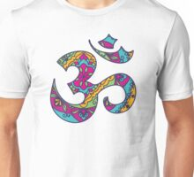 OM - Ehnic Ornament Unisex T-Shirt