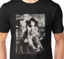 Patsy and Eddie Sweetie Darling Unisex T-Shirt