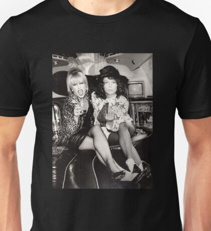 Patsy and Eddie Sweetie Darling Unisex T-Shirt