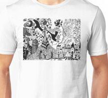 "Hands of ""faith"" Unisex T-Shirt"