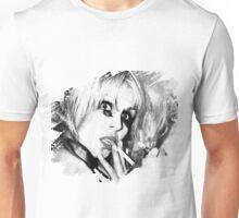 Patsy Stone Partying Unisex T-Shirt