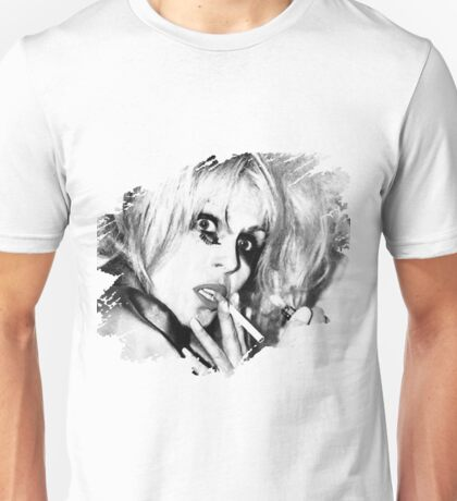 Patsy Stone Partying Unisex T-Shirt
