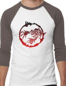 Team Destruction  Men's Baseball ¾ T-Shirt
