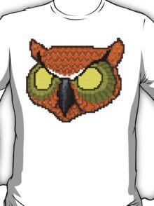Hotline Miami rasmus owl mask T-Shirt