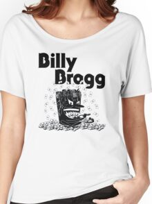 Billy Bragg - Talking With The Taxman About Poetry Women's Relaxed Fit T-Shirt