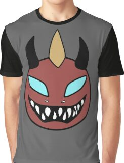 Oni Graphic T-Shirt