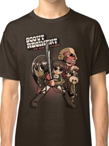 Scout Regiment Vs. The Titans Classic T-Shirt
