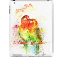 """Love Birds"" iPad Case/Skin"