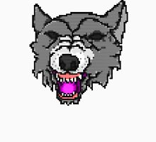 Hotline Miami dennis wolf mask T-Shirt