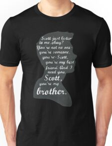 Stiles Quotes- Number One in a Series Unisex T-Shirt