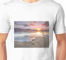 Wynnum Sunrise -Brisbane Qld Australia Unisex T-Shirt