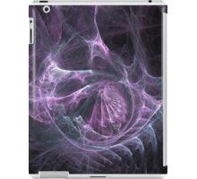 Lavender Web iPad Case/Skin