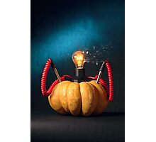 Pumpkin Power Photographic Print