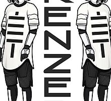 Kenzer Stormtrooper by tre3eck