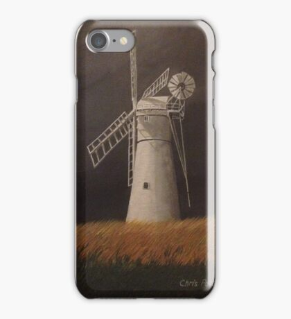 Thume Mill in a Storm iPhone Case/Skin