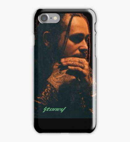Post Malone iPhone Case/Skin